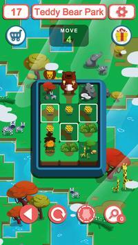 Honey Jam: Sliding puzzle screenshot 2