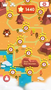 Honey Jam: Sliding puzzle screenshot 3