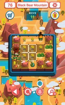 Honey Jam: Sliding puzzle screenshot 6