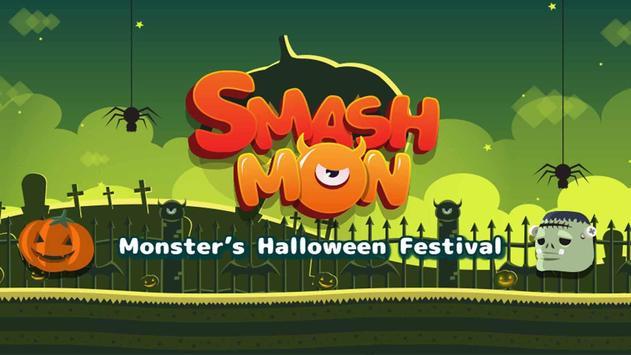 Smash Monster Hit apk screenshot