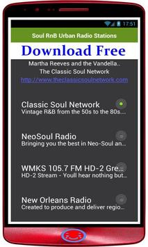 Soul RnB Urban Radio Stations for Android - APK Download