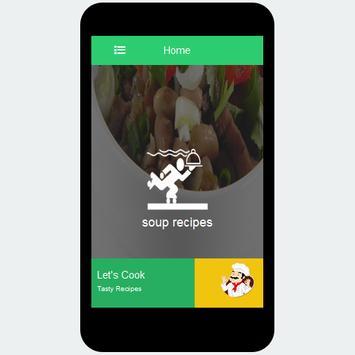 Soup Recipes apk screenshot