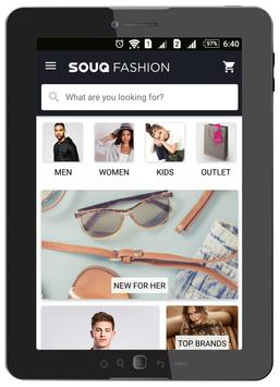 Souq.com captura de pantalla de la apk