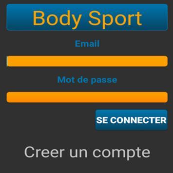 Body Sport poster