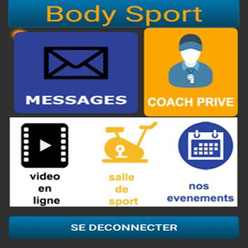Body Sport apk screenshot