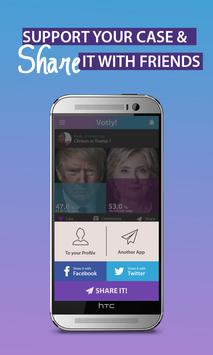 Votly! Home of opinions apk screenshot