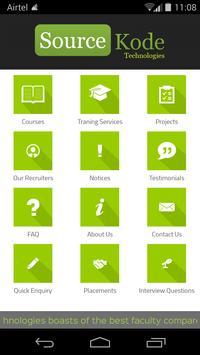 SourceKode apk screenshot