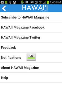 Hawaii Magazine screenshot 7