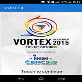Vortex: The Chemfest 2015 icon