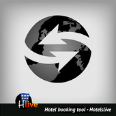 Hotelslive Booking Tool icon