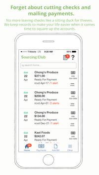 Sourcing Club apk screenshot