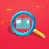 搜书神器—电子书下载阅读器 icon