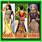 South Africa Fashion icon