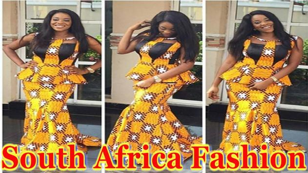 South Africa Fashion screenshot 1