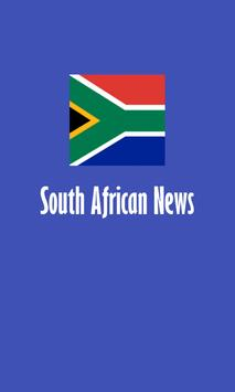 South African News poster
