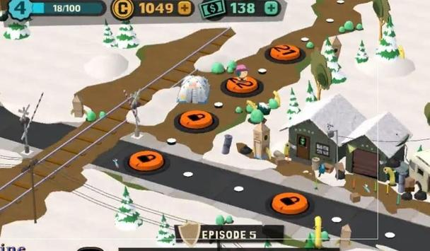 New Kid SOUTH PARK PHONE DESTROYER reference apk screenshot