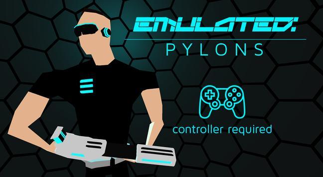 EMULATED: Pylons VR poster