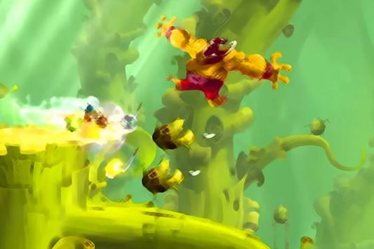 Guide for Rayman Adventure poster