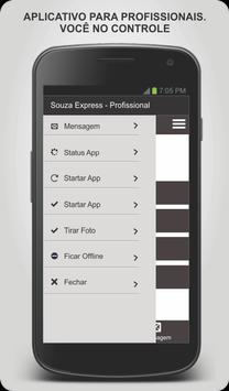 Souza Express - Profissional screenshot 11