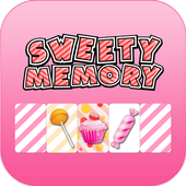 Sweety Memory - Memory Matches icon