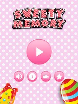 Sweety Memory - Memory Matches apk screenshot