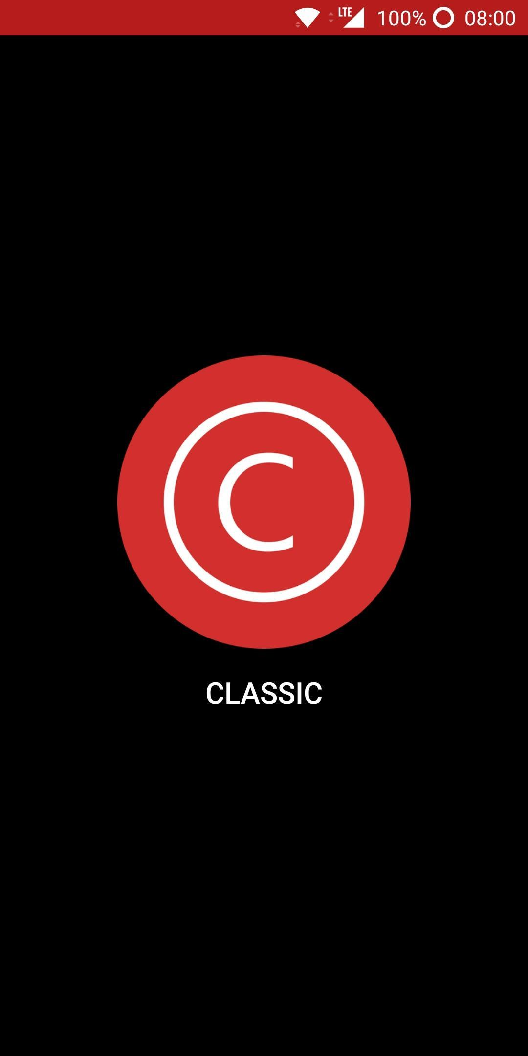 Classic Tube For Android Apk Download