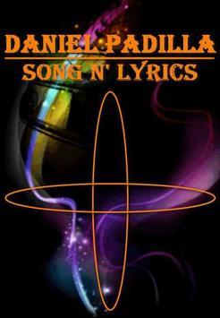 Daniel Padilla Song Lyrics poster