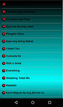 Daniel Padilla Song Lyrics apk screenshot