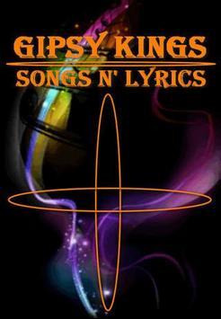 Gipsy Kings Song Lyrics poster