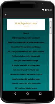 James Blunt Song Lyrics apk screenshot