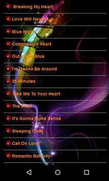 Michael Learns to Rock Song Lyrics apk screenshot
