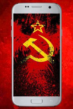 USSR Communist Wallpapers HD Poster Screenshot 1