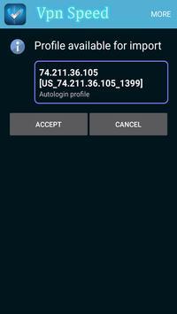 VPN VoIP For Egypt Simulator apk screenshot