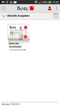 Bote der Urschweiz apk screenshot