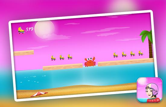 Run Soy Luna fast apk screenshot