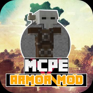 More +Armor MOD for MCPE poster