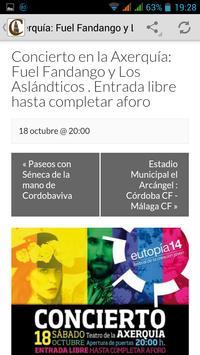 Soy Córdoba screenshot 2