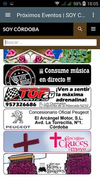 Soy Córdoba apk screenshot