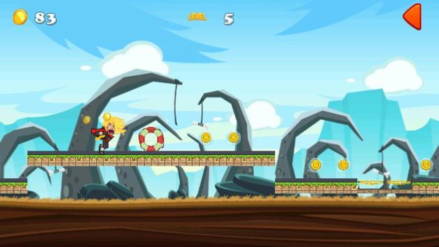 adventure soy luna run apk screenshot