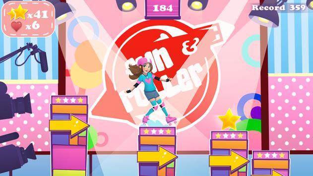Roller Soy Luna apk screenshot
