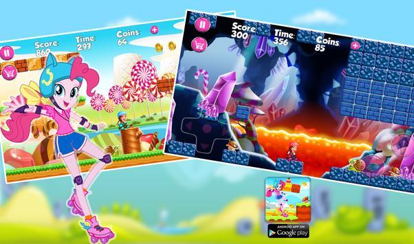 Run Soy Luna Jungle World screenshot 1