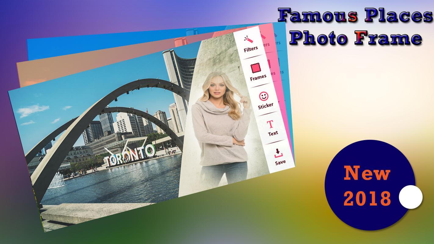 World Famous Places Photo Frames APK تحميل - مجاني الصور ...