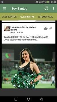 Soy Santos screenshot 2