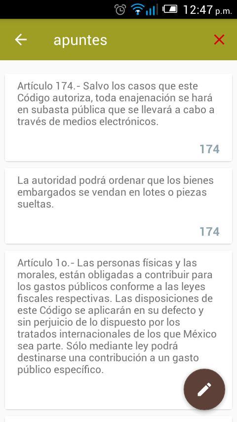 Código Fiscal de la Federación for Android - APK Download