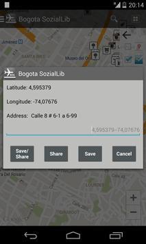 Bogota SozialLib apk screenshot