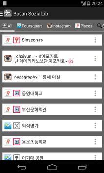 Busan SozialLib apk screenshot