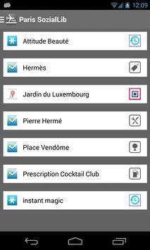 Paris SozialLib apk screenshot