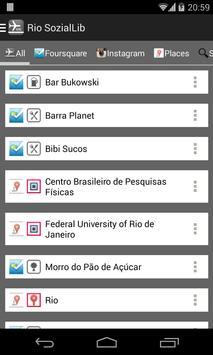 Rio de Janeiro SozialLib apk screenshot