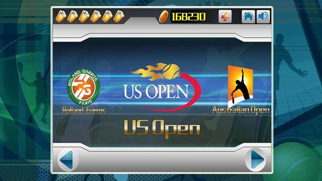 Tennis Game 2015 apk screenshot