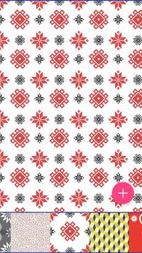 Monogram Pattern Wallpapers HD poster
